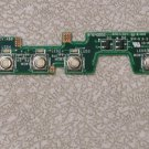 DELL 1400 1420 MEDIA BUTTON BOARD UX289 08G20EA3500GDE
