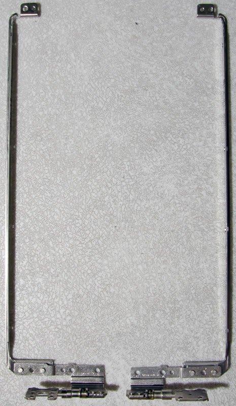 """COMPAQ PRESARIO V2000 14.1"""" LCD SCREEN HINGES SET L & R"""