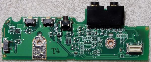 COMPAQ R3000 WiFi SWTICH & AUDIO I/O BOARD HR60 LS-1813