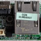 DELL D610 NIC USB / S VIDEO OUT BOARD DA0JM5LBAG3 Y4150