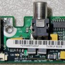 MAC POWERBOOK G3 PISMO AUDIO / DC JACK 820-1076-A M7572