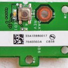 HP DV6000 DV6500 DV6700 POWER BOARD BUTTON DAAT8ATH8B6