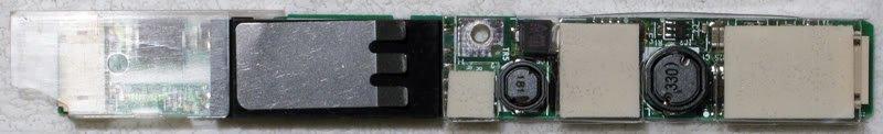OEM TOSHIBA TECRA 8000 4200 4300 LCD INVERTER UA0392P06