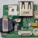 GATEWAY M SERIES SA1 SA6 SA8 M-6846 M-1625 USB WLAN RJ11 BOARD DA0SA1TB6E0