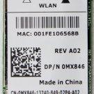 DELL VOSTRO 1400 1520 1521 1420 MINI PCI WIFI WIRELESS CARD MX846 T60H967.14