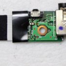 COMPAQ PRESARIO V3000 AUDIO BOARD JACK w/ CABLE 554F602011G