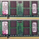 COMPAQ PRESARIO V3000 2GB (2x1GB) LAPTOP RAM PC2-5300 KVR667D2S0/1GR