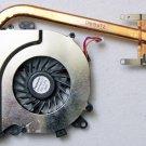 SONY VGN-NW270F NW235F CPU HEATSINK & COOLING FAN UDQFRHH06CF0 / 300-0001-1167