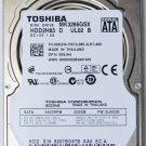 "DELL 0XJH4 00XJH4 TOSHIBA 320GB 2.5"" HD HARD DRIVE SATA 5400RPM MK3265GSX"