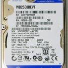 HP PAVILION DV2000 DV2500 DV4 250GB 5400RPM HD HARD DRIVE WD WD2500BEVT 454605