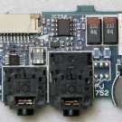 TOSHIBA SATELLITE PRO 4260 4200 AUDIO BOARD FSM7A2 B36085741019-A KS-112 PJ750