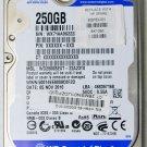 OEM HP MINI 1100 210 250GB WD SATA HD HARD DRIVE 608763 HPMH-82-2000000151G