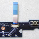 GENUINE OEM SAMSUNG R710 R700 LED / MOUSE TOUCHPAD BUTTONS w/CABLE  BA92-04770B