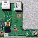 GATEWAY P-7801U P-780 DC JACK / USB / RJ45 BOARD 48.4I202.011 48.4V602.0SC