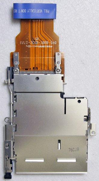 DELL XPS M1710 INSPIRON E1705 9400 PCMCIA EXPRESS SLOT CAGE 045-0001-025C