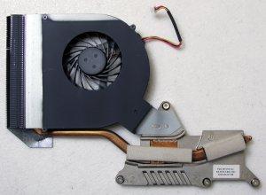 ACER ASPIRE 7736 7736Z MS2279 INTEL CPU HEATSINK & FAN JV71MV-U1 60.4FX17.001