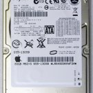 "GENUINE OEM APPLE MACBOOK / PRO 13"" 15"" 80GB HD HARD DRIVE MHV2080BH 655-1305B"
