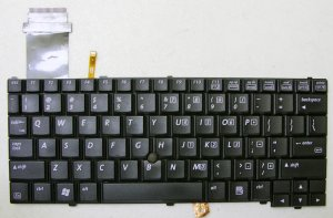GENUINE OEM HP COMPAQ TC1100 TC1000 TALBET US KEYBOARD K981267I1 w/ CABLE TESTED