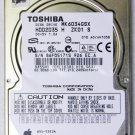 "GENUINE OEM APPLE MACBOOK / PRO 13"" 15"" 60GB HD HARD DRIVE MK6034GSX 655-1312A"