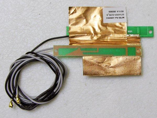 SONY VAIO VGN-NS110E NS140 NS240E WIFI WIRELESS ANTENNA CABLE 073-0101-5215_A