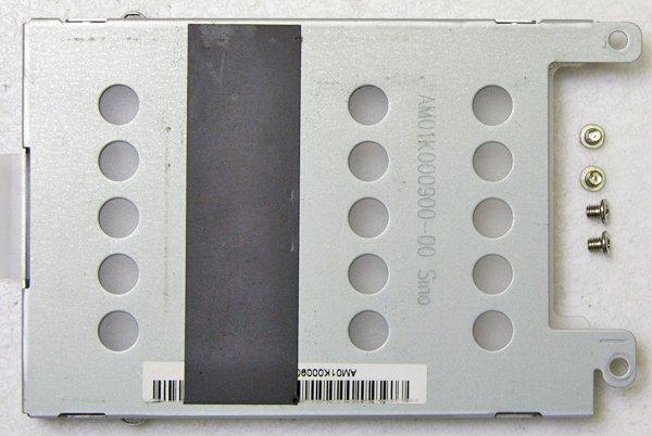 ACER 5517 5520 5334 5315 ASPIRE HD HDD HARD DRIVE CADDY AM01K000900 w/ SCREWS