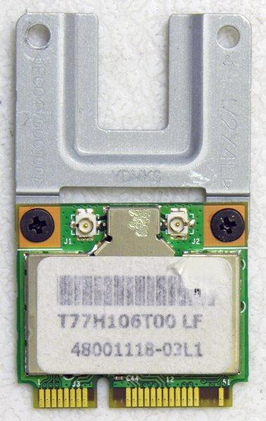 OEM ACER ASPIRE 5517 5232 5532 5534 HALF MINI PCI WIFI WIRELESS CARD T77H106T00