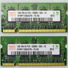 OEM GATEWAY M SERIES SA1 M-1624 M-1625 2GB RAM (1GBX2) PC2-5300S HYMP112S64CP6