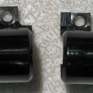 GENUINE OEM HP PAVILION DV6000 DV6500 DV6700 SERIES BLACK HINGE COVERS SET