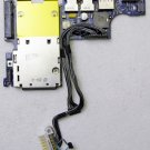 "OEM MACBOOK PRO 15.4"" USB AUDIO DC JACK MAGSAFE BOARD A1211  820-2055-A w/ CABLE"