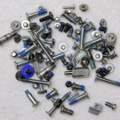 "GENUINE OEM APPLE MACBOOK PRO 15.4"" CORE 2 DUO A1260 COMPLETE SCREWS SCREW SET"