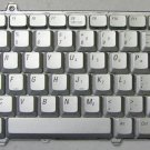 GENUINE DELL INSPIRON 1525 1420 1520 1521 1400 SILVER US KEYBOARD NK750 0NK750