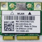 OEM DELL INSPIRON 1564 1558 1545 1764 PCI HALF WIFI WIRELESS DW1397 0FR016 FR016