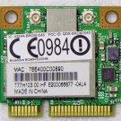 ACER ASPIRE 5251 1830 5334 MINI PCI WIFI WIRELESS CARD T77H103.00 / BCM943225HM