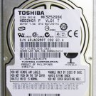 GENUINE OEM HP G60 G60T 320GB TOSHIBA HD HARD DRIVE MK3252GSX P/N 465897-001