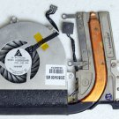 "OEM APPLE BLACK MACBOOK 13.3"" CORE 2 DUO CPU HEATSINK & FAN KSB0505HB A1181"