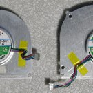 "GENUINE OEM APPLE POWERBOOK G4 15"" RIGHT & LEFT CPU COOLING FAN D4008B05MD-001"