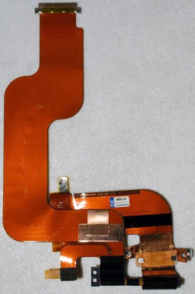 DELL INSPIRON 4000 4150 LATITUDE C600 C610 C640 LCD FLEX CABLE DD0TM7LC567