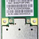 OEM TOSHIBA SATELLITE U500 U505 MINI HALF PCI WIFI WIRELESS CARD H000019090
