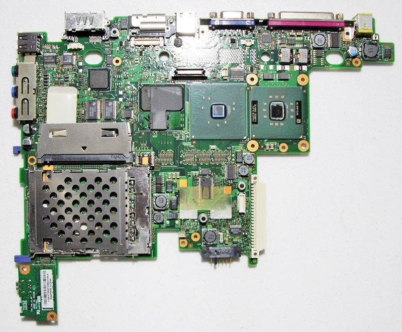 Ibm Thinkpad X31 Centrino 1 5ghz Motherboard 93p4192