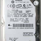 "GENUINE OEM MACBOOK PRO 13"" 15"" 17"" HITACHI 250GB HD HARD DRIVE 655-1408A 5K250"