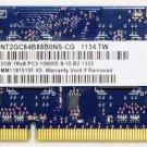 OEM SONY VAIO ULTRABOOK SVT13124CXS 2GB RAM NT2GC64B88B0NS-CG 1Rx8.PC3-10600S
