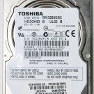 TOSHIBA SATELLITE L505 320GB HD HARD DRIVE MK32625GSX P000529630 WKA38T HDD2H83