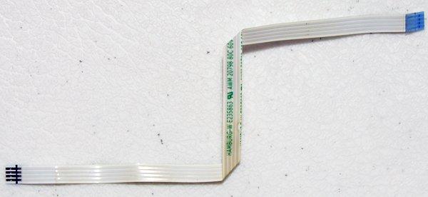 OEM TOSHIBA SATELLITE L505 L505D MOUSE / TOUCHPAD BUTTON FLEX CABLE