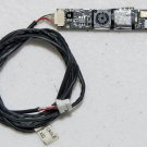 OEM TOSHIBA SATELLITE L500 L505 L505D WEBCAM w/ CABLE 6017B0198201 8071G0424016