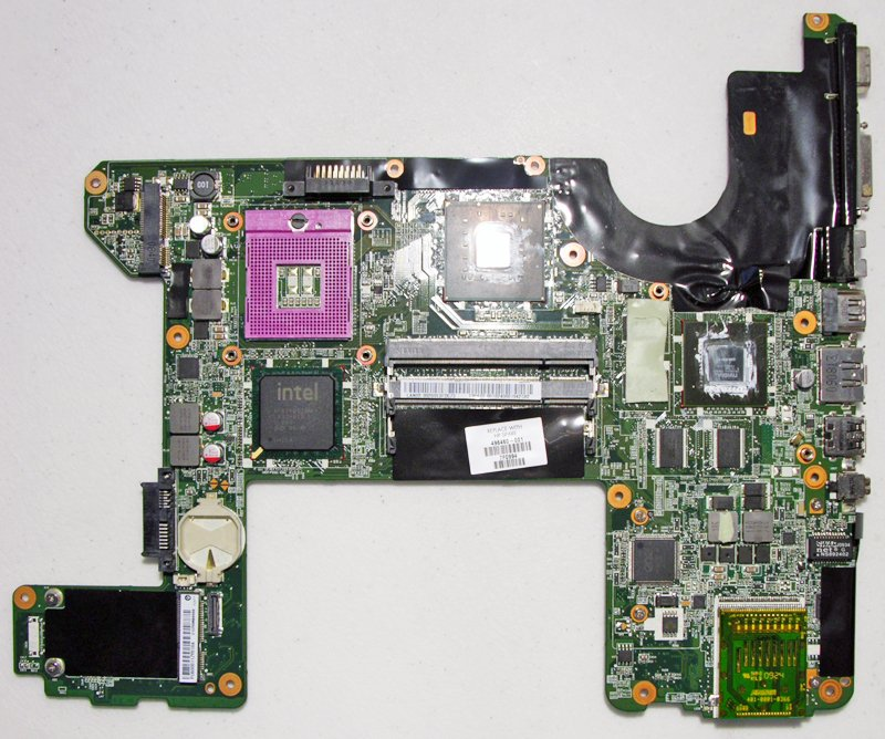 HP HDX X16 MOTHERBOARD 496460-001 DA0UT6MB8F0