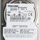 OEM HP HDX 16 X16 X16T 200GB TOSHIBA HD HARD DRIVE MK2546GSX 5400RPM
