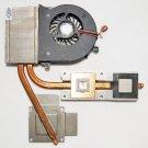 TOSHIBA SATELLITE A505 A505D CPU HEATSINK & COOLING FAN V000190290 V000180300