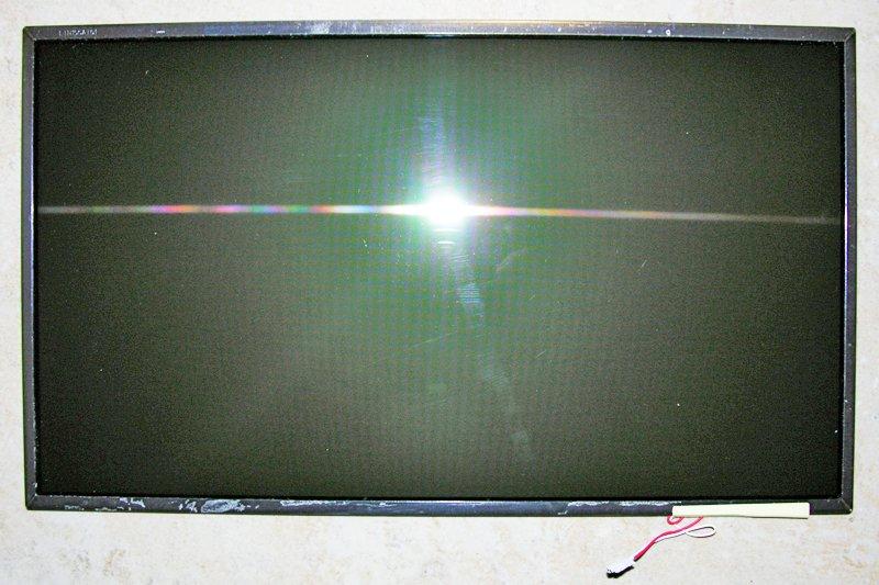"DELL INPSPIRON 1545 15.6"" HD GLOSSY LCD SCREEN R801J 0R801J SAMSUNG LTN156AT01"