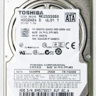 DELL INSPIRON 1564 1545 1570 250GB HD HDD HARD DRIVE MK2555GSX M231G 0M231G
