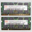 OEM SONY VIAO VGN-AR170G AR190G AV250G AR350E 2GB PC2-5300S RAM HYMP512S64BP8-Y5